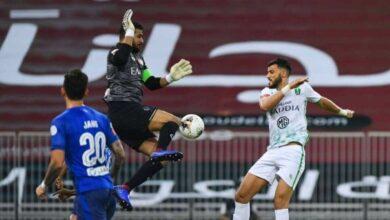 صورة فيديو أهداف مباراة الهلال والاهلي فى الدوري السعودي