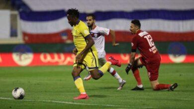 صورة فيديو أهداف مباراة النصر وأبها فى الدوري السعودي