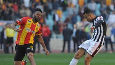 مباراة الترجي والصفاقسي في الدوري التونسي (صور:twitter)