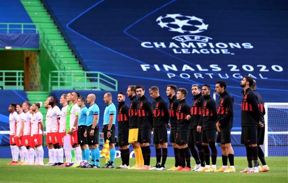 صور مباراة أتلتيكو مدريد ولايبزيج