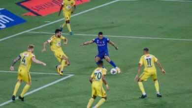 صورة فيديو أهداف الهلال والحزم في الدوري السعودي