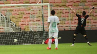 صورة فيديو أهداف الاهلي والشباب فى الدوري السعودي