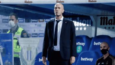 صورة قرار هام من زيدان قبل مواجهة ريال مدريد ومانشستر سيتي!