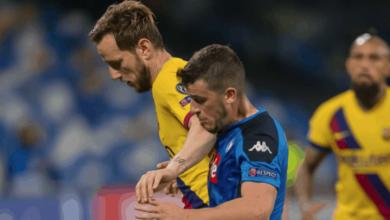 صورة كيكي سيتين يستقر على تشكيلة برشلونة أمام نابولي في دوري أبطال أوروبا