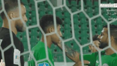 """صورة ملخص مباراة الرجاء وحسنية أكادير في الدوري المغربي """"رحيمي يصنع ويُهدف وأحداد يرفض الاحتفال"""""""