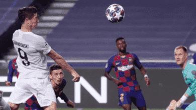 """صورة صور مباراة برشلونة وبايرن ميونخ """"الرحمة كلمة خارج قاموس الألمان"""""""