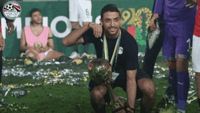 طاهر طاهر لاعب المقاولون العرب والاهلي ومنتخب مصر الاولمبي