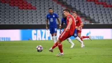 صورة فيديو أهداف بايرن ميونخ وتشيلسي في دوري أبطال أوروبا