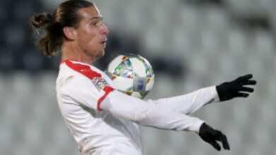 اتحاد جدة السعودي يعلن عودة بريجوفيتش لتدريبات الفريق