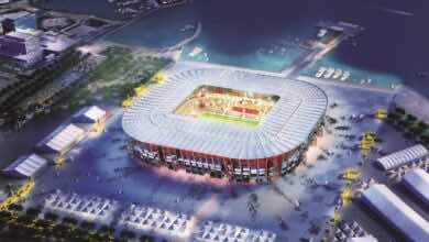 صورة اقتصاد رياضي: قطر تتحدى كورونا بمشروع ملعب رأس أبو عبود