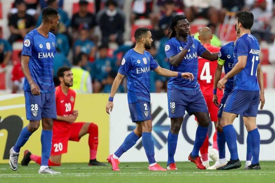 الدوحة جاهزة لاستكمال مباريات دوري أبطال آسيا صور - Afp