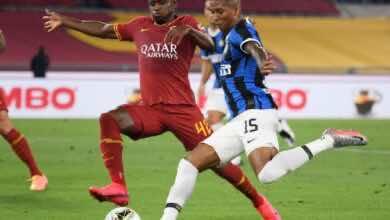 صورة قرار رسمي باعتبار روما خاسرًا لمباراته الأولى في الدوري الإيطالي بعد شكوى فيرونا