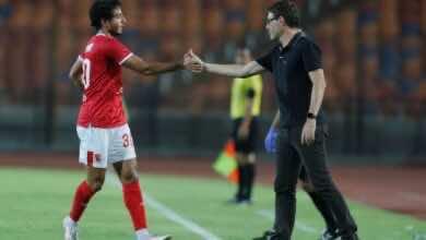 صورة رينيه فايلر: الدوري المصري مسابقة صعبة، والأهلي يستهدف أفريقيا