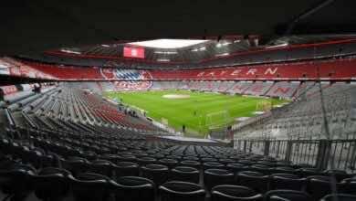 صورة الدوري الألماني يبدأ بحضور 7500 مشجع في مباراة بايرن ميونخ وشالكه