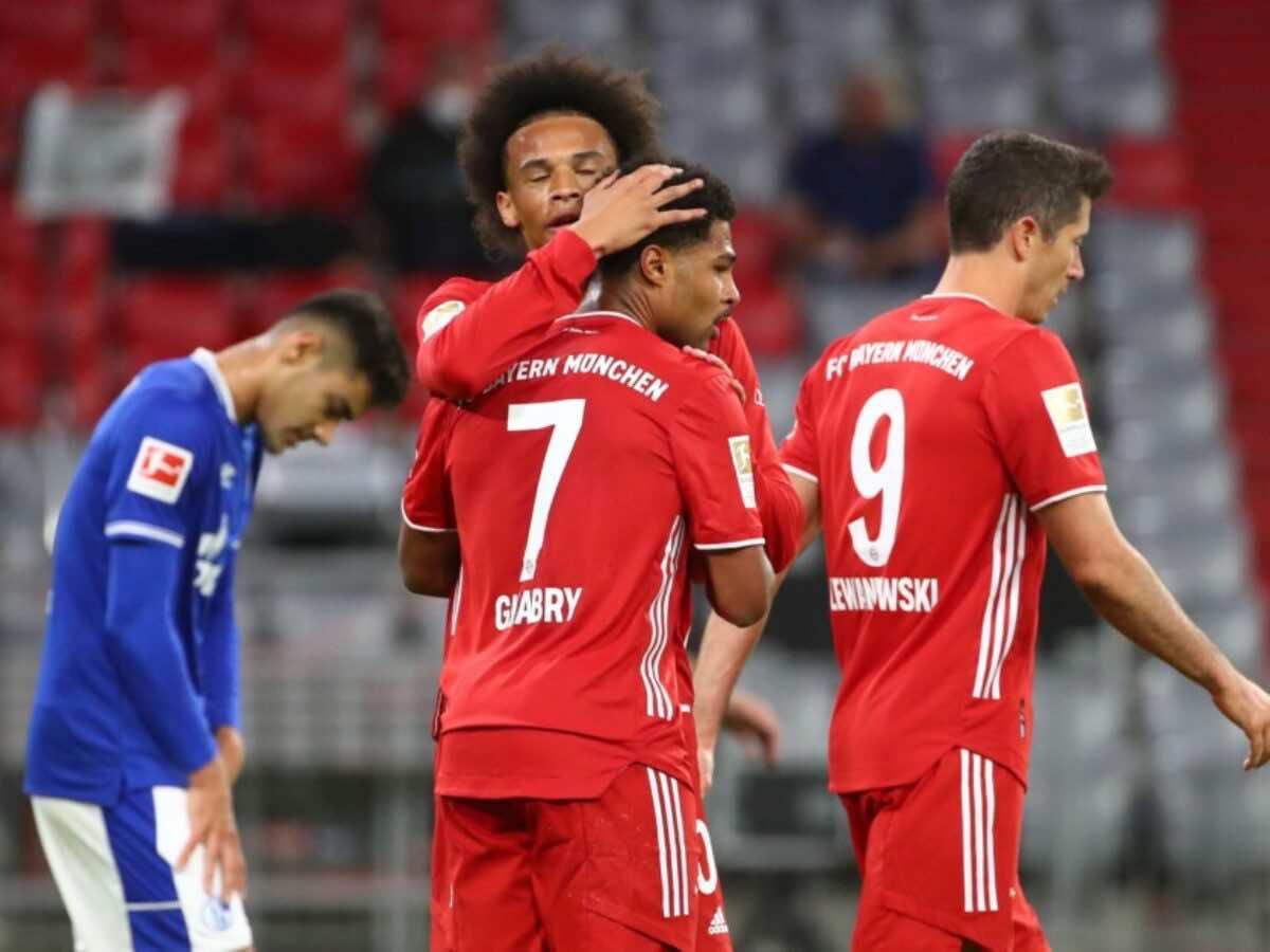 نتيجة مباراة بايرن ميونخ وشالكه فى الدوري الألماني ميركاتو