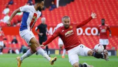 صورة ملخص مباراة مانشستر يونايتد وكريستال بالاس في الدوري الإنجليزي