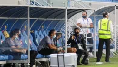 صورة رئيس بعثة الهلال السعودي مُهدد بالاستبعاد من دوري أبطال آسيا