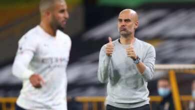 جوارديولا: مانشستر سيتي سيدفع باللاعبين الشبان في كأس الرابطة