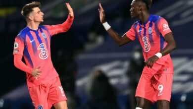 صورة تشيلسي يفلت من خسارة مُحققة أمام وست بروميتش في الدوري الانجليزي ويكتفي بالتعادل 3/3