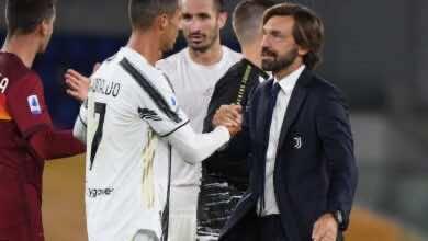 رونالدو: حققنا نقطة مهمة بعد التعادل مع روما في الدوري الإيطالي