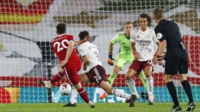 صورة فيديو أهداف ليفربول وآرسنال فى الدوري الإنجليزي