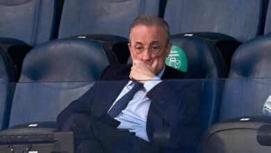 صورة أخبار ريال مدريد   فيروس كورونا أربك خطط فلورنتينو بيريز