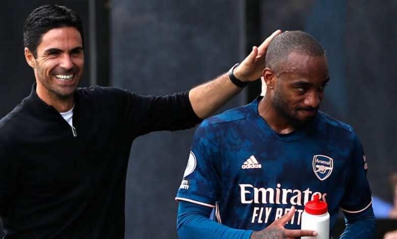 أخبار آرسنال | لاكازيت يحسم مصيره بعد الفوز على فولهام