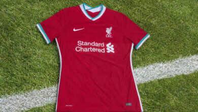 صورة شعبية قميص ليفربول تتراجع، وآرسنال في المقدمة!