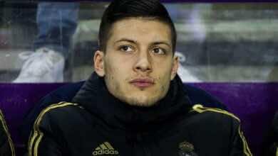 صورة أخبار ريال مدريد | لوكا يوفيتش يضغط على الإدارة للسماح له بالخروج