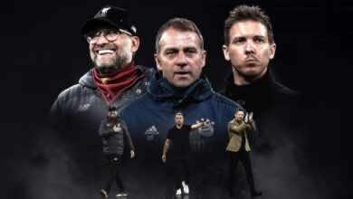 صورة ثلاثي ألماني يتصدر قائمة المرشحين لجائزة أفضل مدرب في أوروبا
