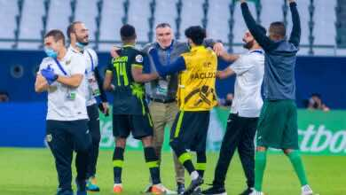 صورة التعاون السعودي يقصي بطل قطر من دوري أبطال آسيا ويصطدم بالنصر