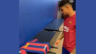صورة أخبار برشلونة | كوتينيو يُسعد جريزمان بهذا القرار قبل بداية الدوري الإسباني
