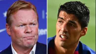 صورة أخبار برشلونة | كومان يؤكد أن مغادرة لويس سواريز كان قرار النادي