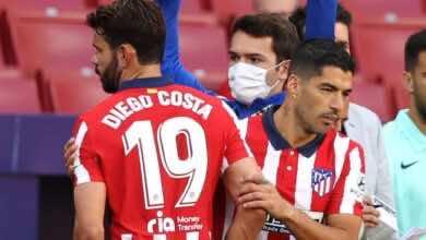 رئيس أتليتكو مدريد يحسم مستقبل كوستا ويعطي رأيه في أول ظهور لسواريز