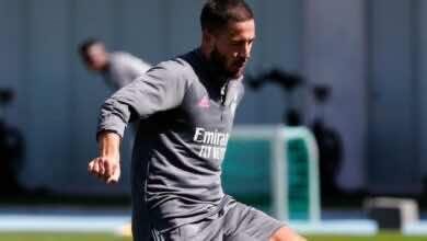 صورة أخبار ريال مدريد | صدمة جديدة لزيدان بغياب هازارد لشهر آخر بسبب الإصابة!