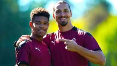 صورة لاعب ميلان الجديد: رفضت آرسنال وبايرن ميونخ من أجل إبراهيموفيتش!