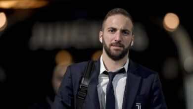 صورة أخبار يوفنتوس | هيجواين يصل إلى تورينو لإنهاء عقده