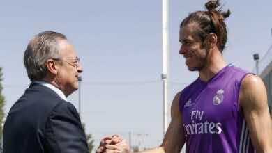 صورة أخبار ريال مدريد | فلورنتينو بيريز سئم من جاريث بيل