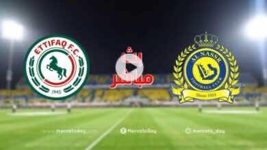 صورة بث مباشر | مشاهدة مباراة النصر والاتفاق في الدوري السعودي