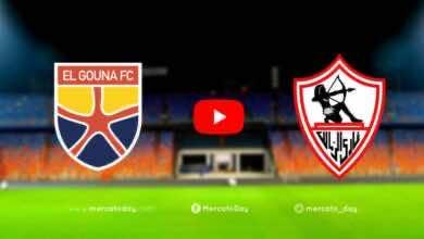 صورة فيديو أهداف الزمالك والجونة في الدوري المصري