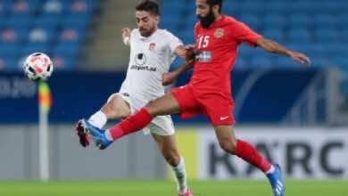 صورة فيديو أهداف أهلي دبي وشاهر خودرو في دوري أبطال آسيا
