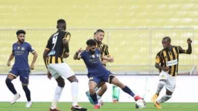 صورة اتحاد جدة يفلت من خسارة أكيدة أمام النصر في الدوري السعودي