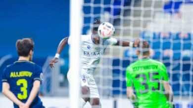 صورة فيديو ملخص مباراة الهلال وباختاكور في دوري أبطال آسيا