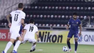 صورة فيديو أهداف النصر والسد في دوري أبطال آسيا