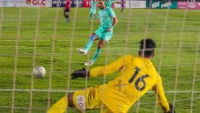 صورة فيديو أهداف الاهلي ونادي مصر في الدوري المصري