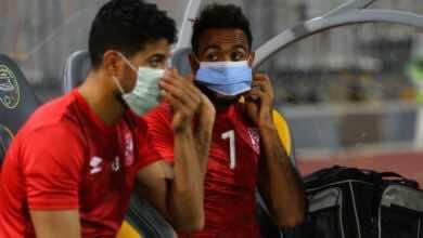 """صورة تشكيلة الاهلي الأساسية أمام الاتحاد السكندري في الدوري المصري """"رباعي يقود الهجوم"""""""