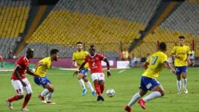 الأهلي المصري يعلن جاهزية أليو ديانج لمواجهة الزمالك في نهائي دوري أبطال أفريقيا
