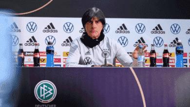 صورة يواخيم لوف : ساني سيشارك أساسيًا، نوير لا.. وكروس محور المنتخب الالماني