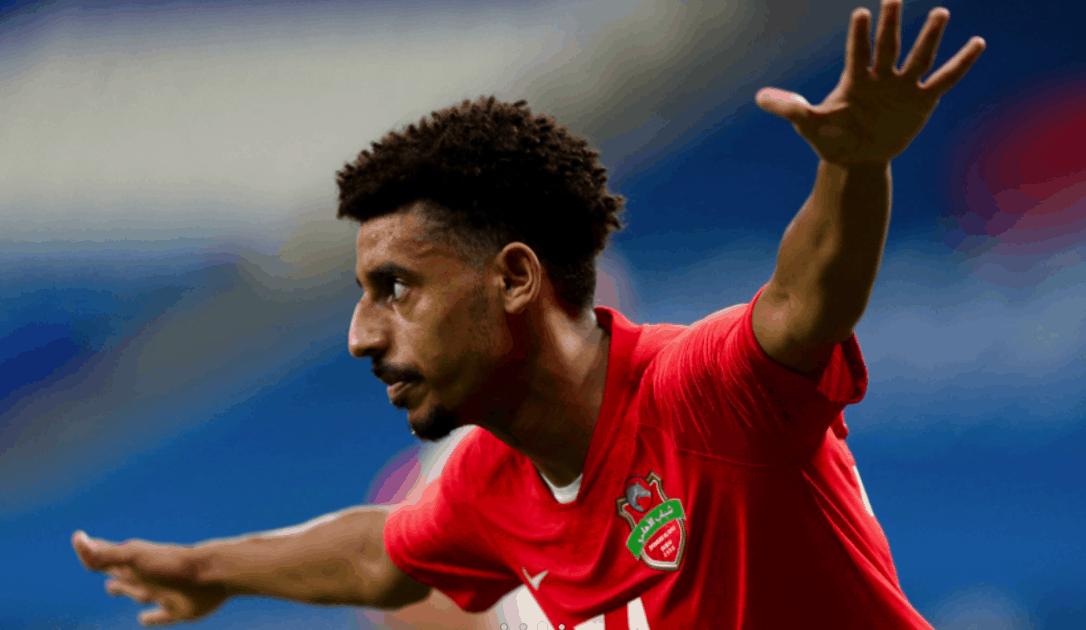 حارب عبد الله - صور مباراة شباب الأهلي دبي وشاهر في دوري ابطال اسيا - Twitter