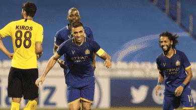 صورة فيديو أهداف النصر وسباهان اصفهان في دوري أبطال آسيا
